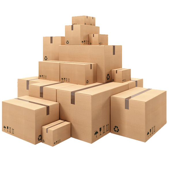 Major types of packaging