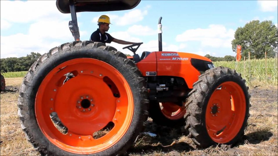 Using A Good Tractor For Modern Farming