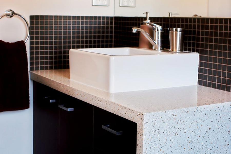 engineered vanity top