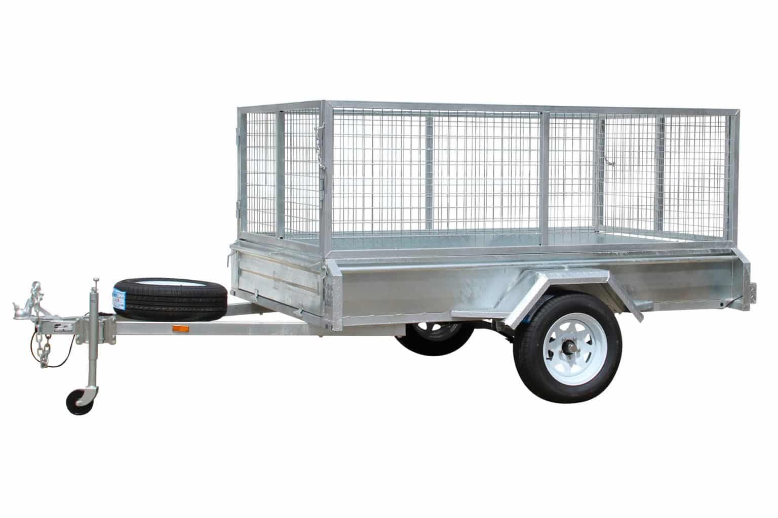 8x5 box trailer repairs Sydney
