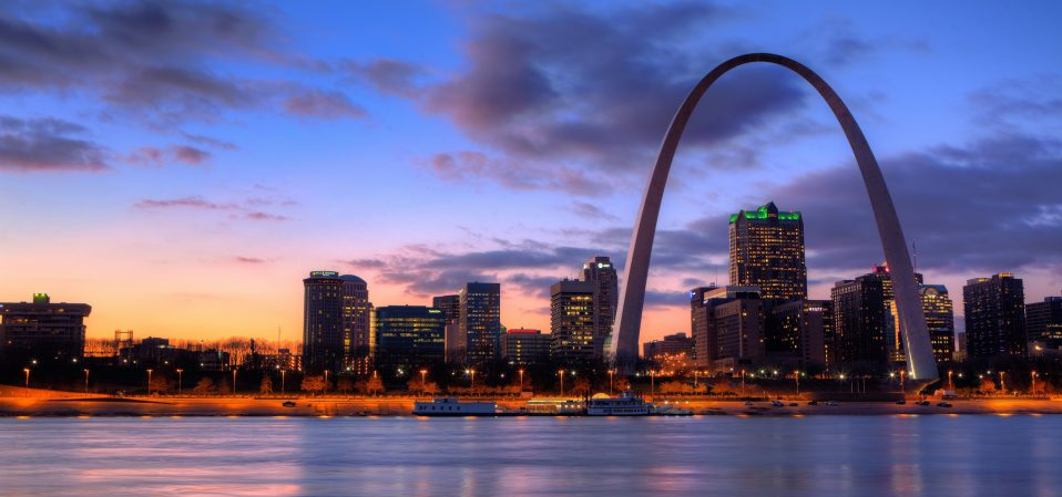 St. Louis is a dream setting for romances vintage and new alike.