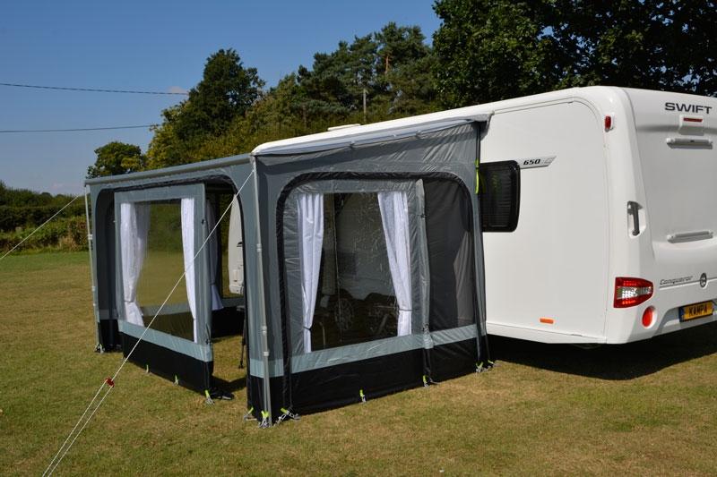 get caravan annex walls accessories