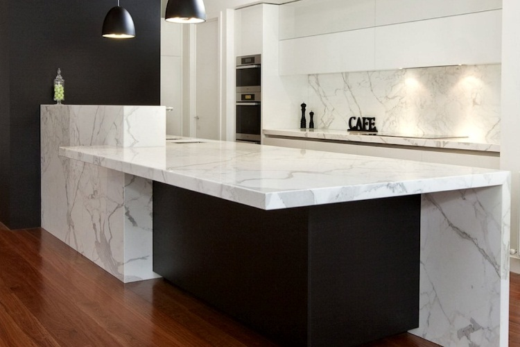 kitchen stone benchtops