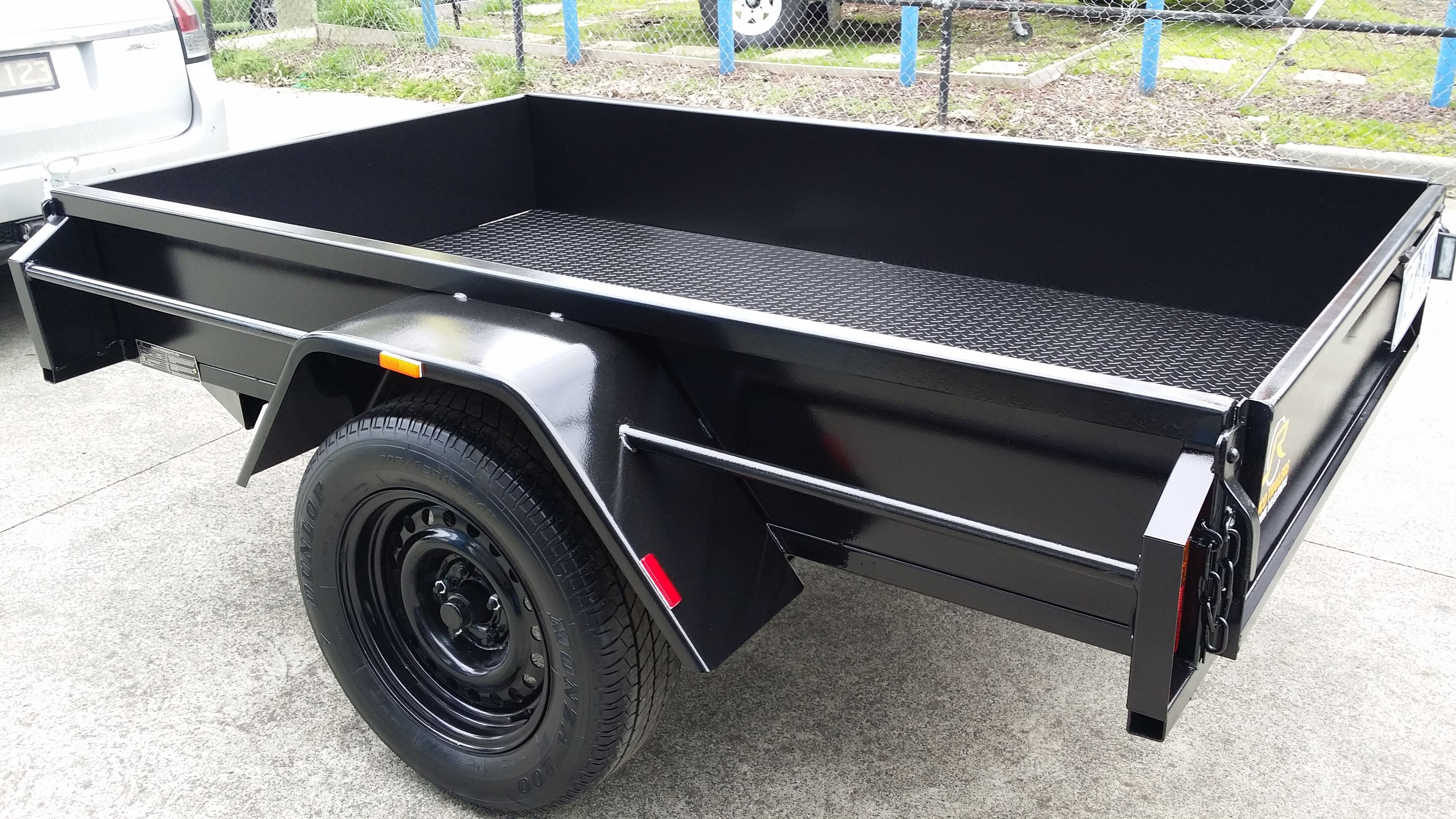 You can choose a box trailer for value transportations. These box trailers can transport consumable and noon consumable goods. For that, you must look for good box trailers for sale in Sydney.