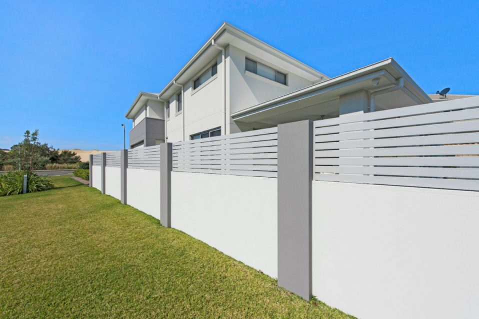 Boundary Fencing Newcastle