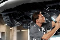 Procedure for BMW Rego Inspection