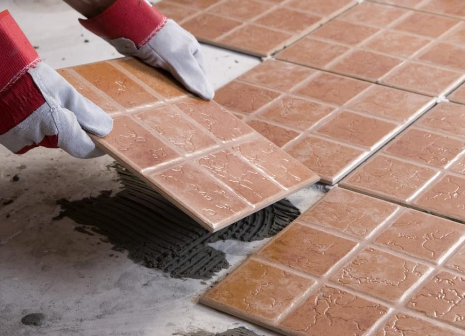 Tiling services Bondi