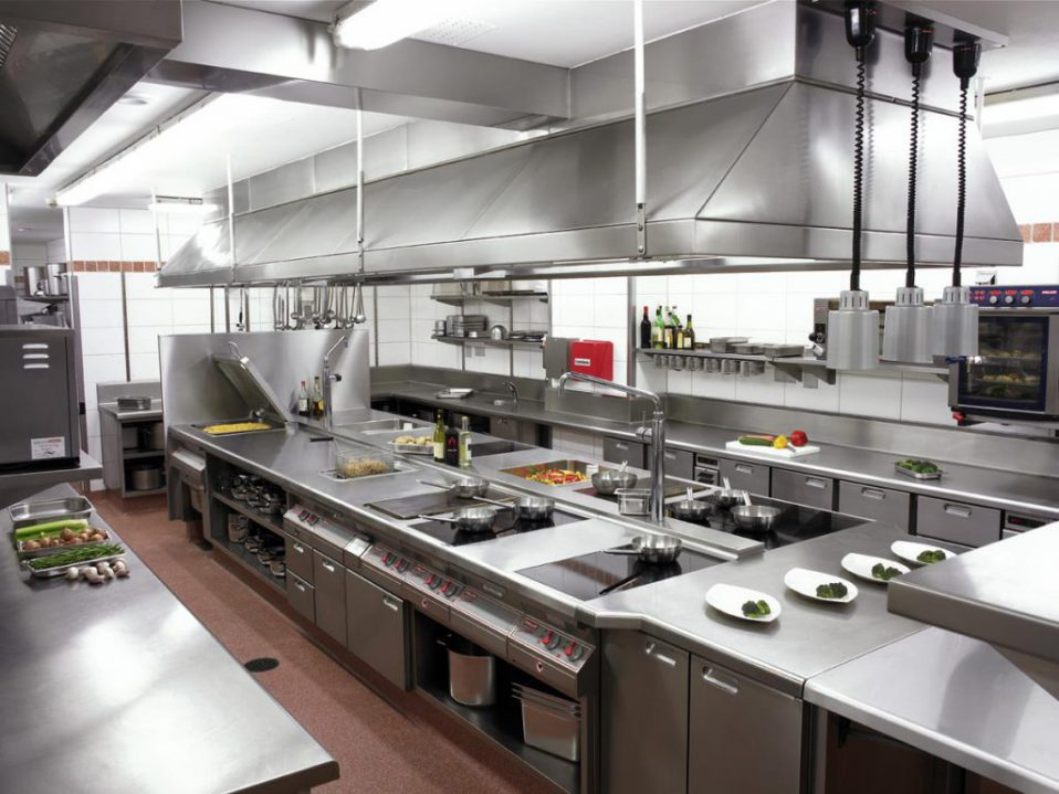 commercial kitchen fit-outs